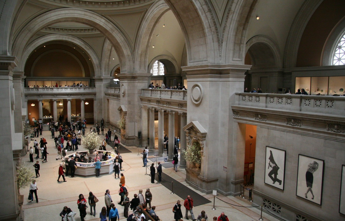 The met announces its modern and contemporary art for Metropolitan mueseum of art