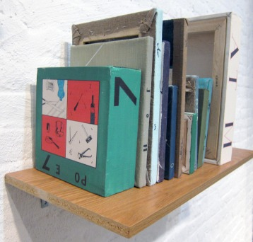 Daria Irincheeva, Empty Knowledge, 2012