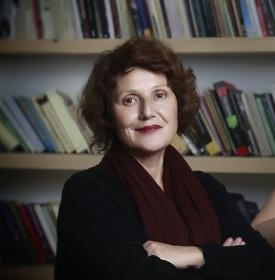 Curator Fulya Erdemci,  Photo courtesy the Istanbul Biennial