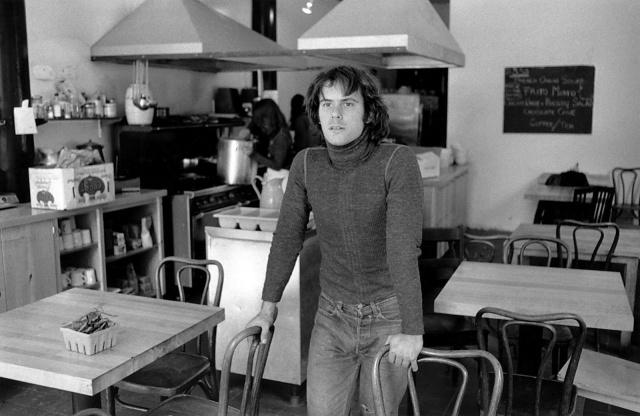 "Gordon Matta-Clark at ""Food"""
