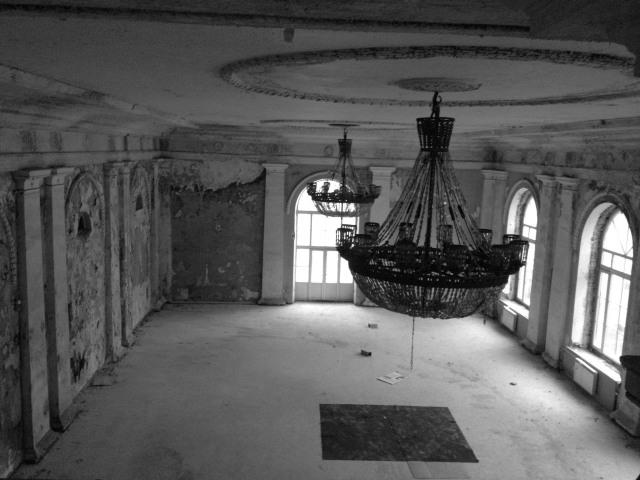 Pirogov Loft, site of APERTO Gallery, St Petersburg