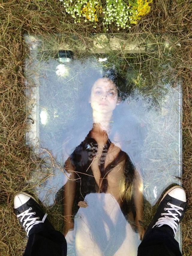 Olga Kroytor, Untitled, 2013, ArchStoyanie 2013. Photo by Grisha Konstantinova.