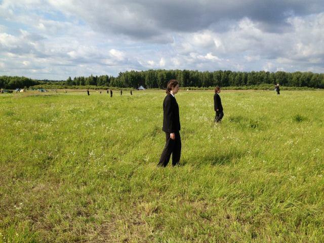 PoemaTheatre, Out of the Forest, 2013. ArchStoyanie, Nikola-Lenivets