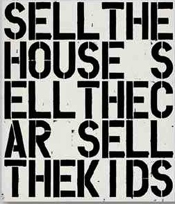 Christopher Wool, Apocalypse Now, 1988