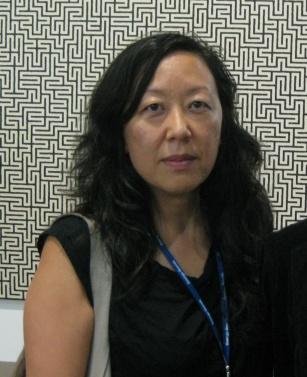 Eungie Joo attends the 2012 Gwangju Biennale