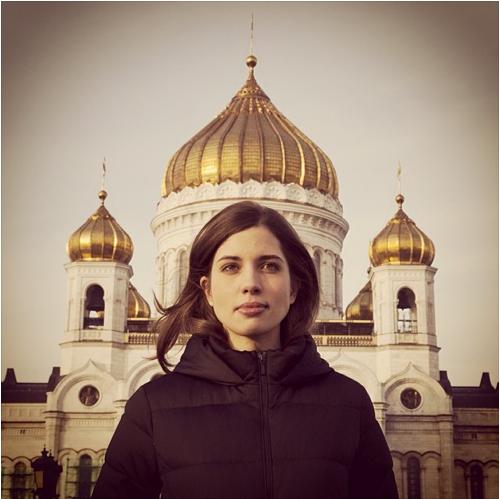 Nadezhda Tolokonnikova,  ala Instagram