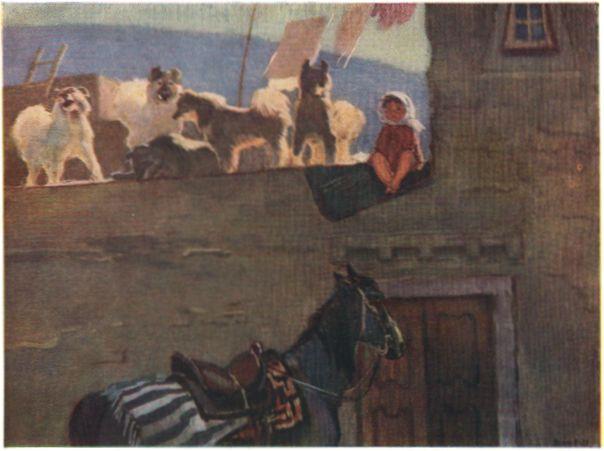 "Vladimir Tsigal, Shepherd's House, from the series ""Dagestan,"" 1956-1960"